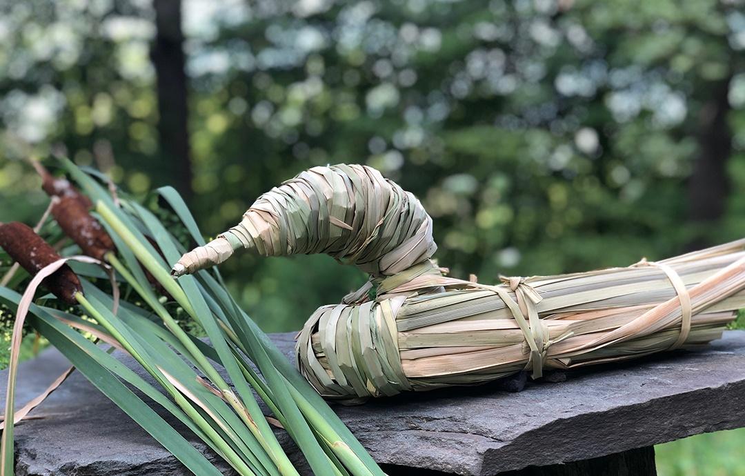Harvesting Cattail for Cordage & Weaving (BONUS: How to Make a Cattail Duck Decoy)