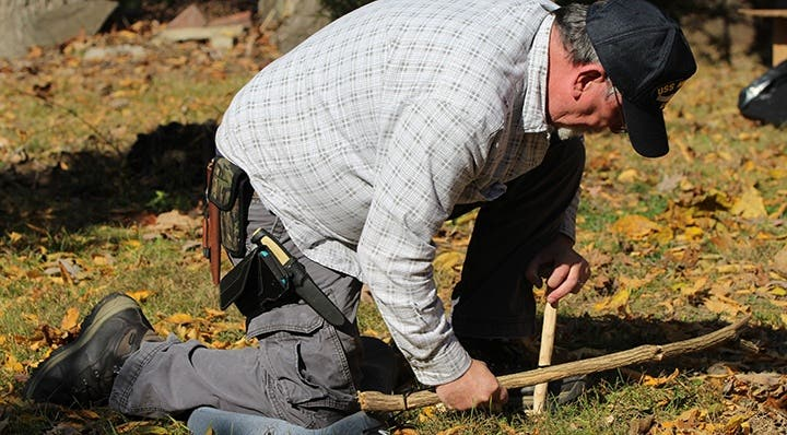 Build the Perfect Bow Drill Kit: Master the most iconic primtive firestart on Earth