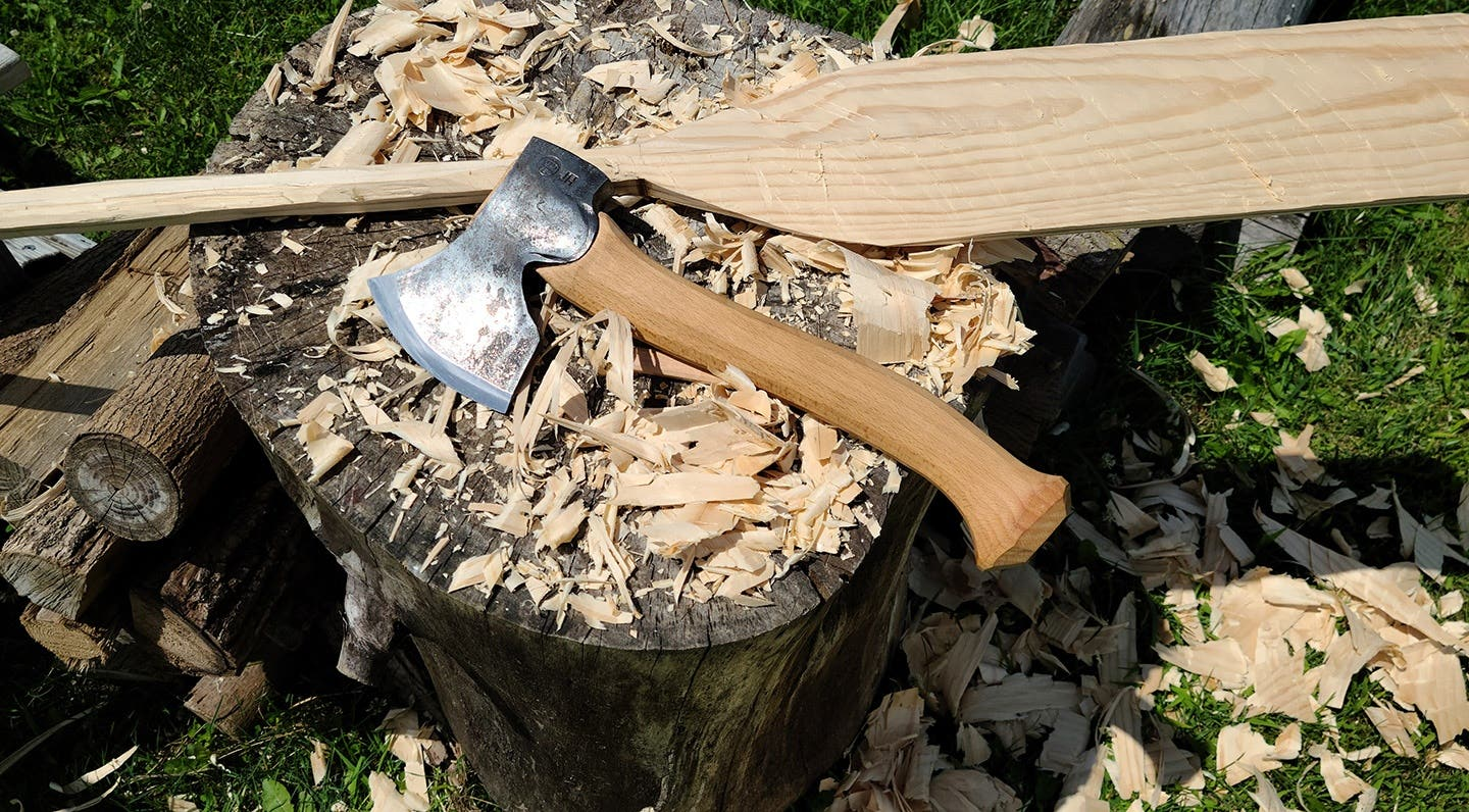 How to Carve a Canoe Paddle: Ottertail & Beavertail Designs