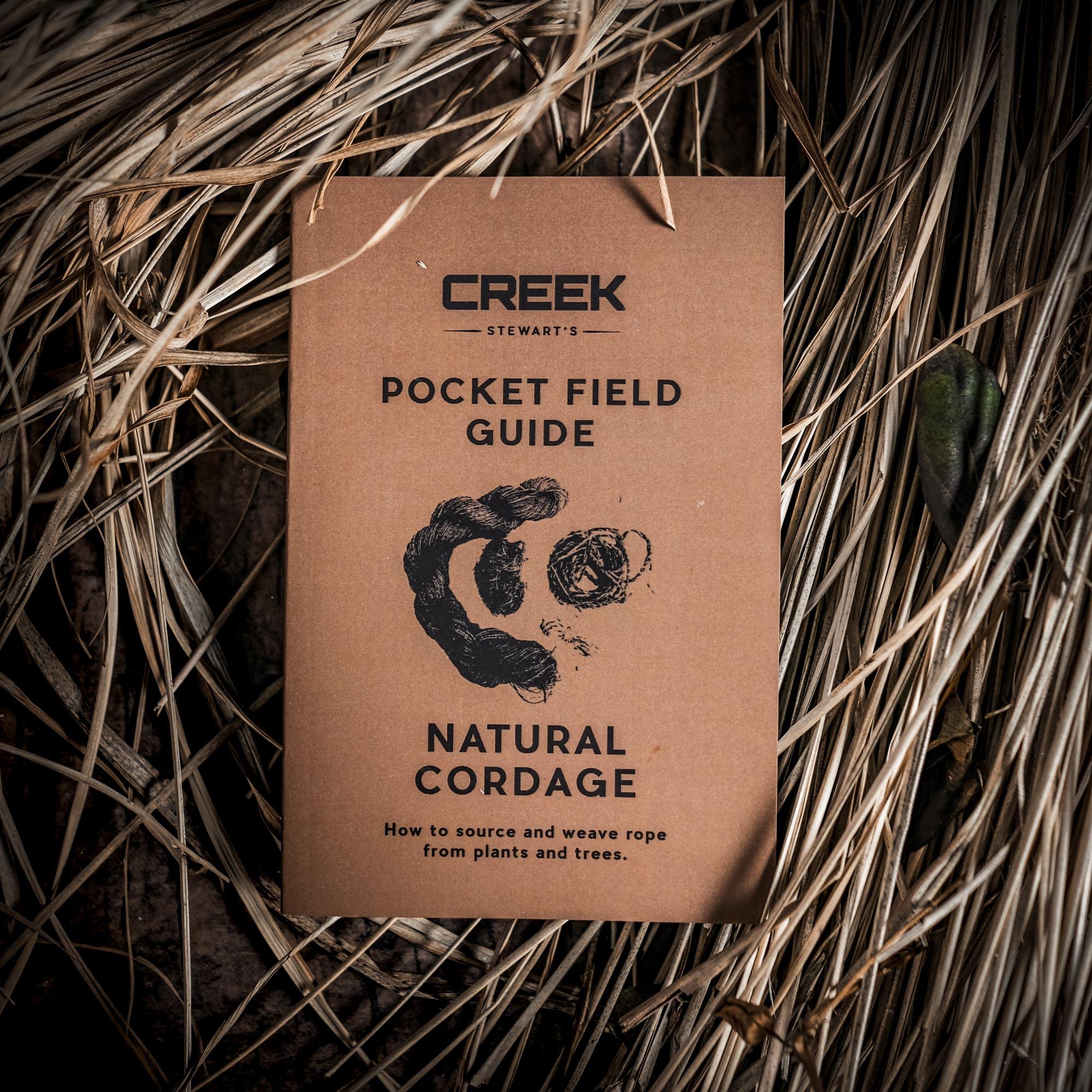 POCKET FIELD GUIDE: Natural Cordage