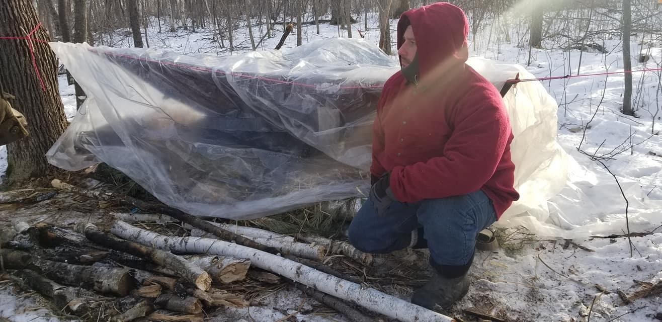 Modern Survival: Basic Winter Survival: Learn 20% of the Cold Weather Survival Skills that make 80% of the difference!