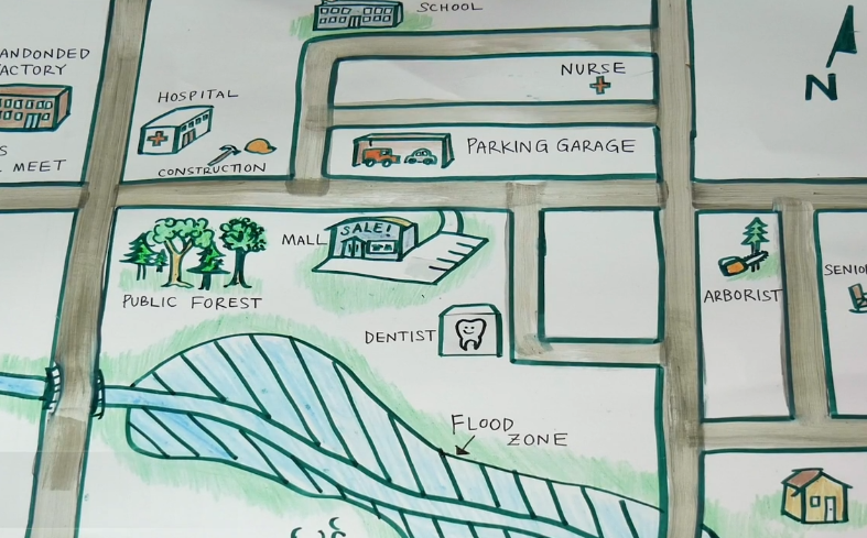 Learn How to Build a Neighborhood Resources & Hazards Map