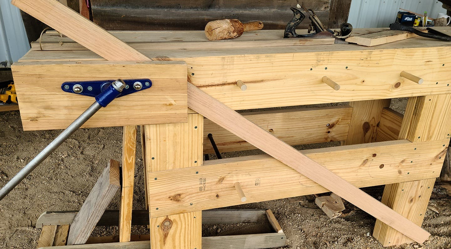 How to Build the Ultimate Sportsman's Workbench:  The perfect workspace for Outdoor Enthusiasts