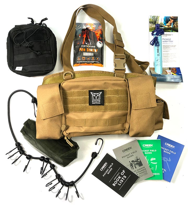 OUTDOOR PACKAGE GIVEAWAY!!! (Over $200 VALUE!)