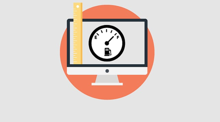 8- Attention gas tank: Understanding how the time a visitor can spend on a page