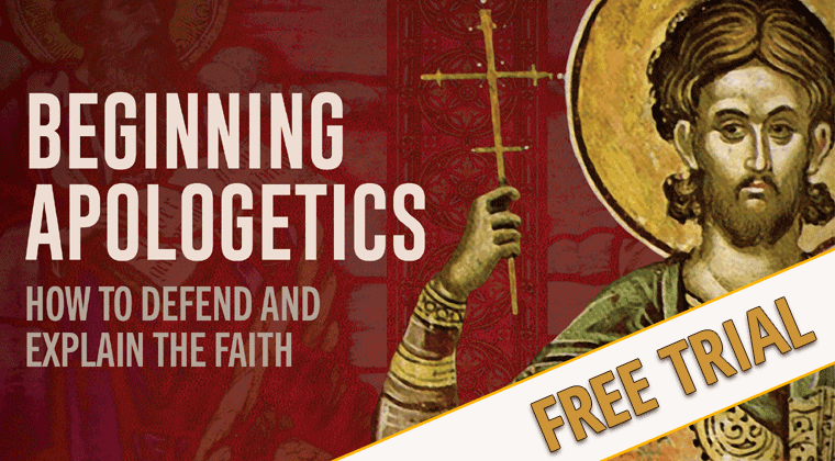 Free Trial - Beginning Apologetics