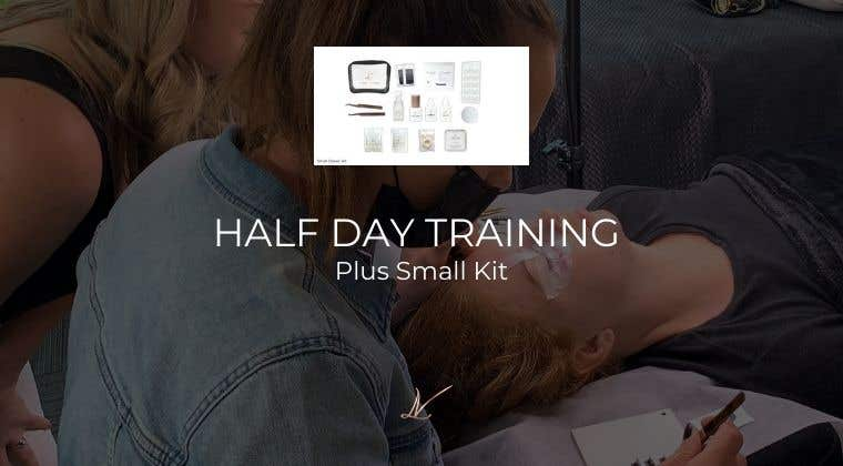 Classic Online Course + Small Kit + Half Day Training