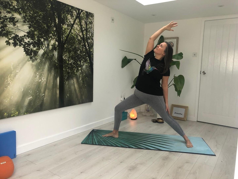 Vinyasa Flow Live 60 Minutes Classes - 10 Weeks