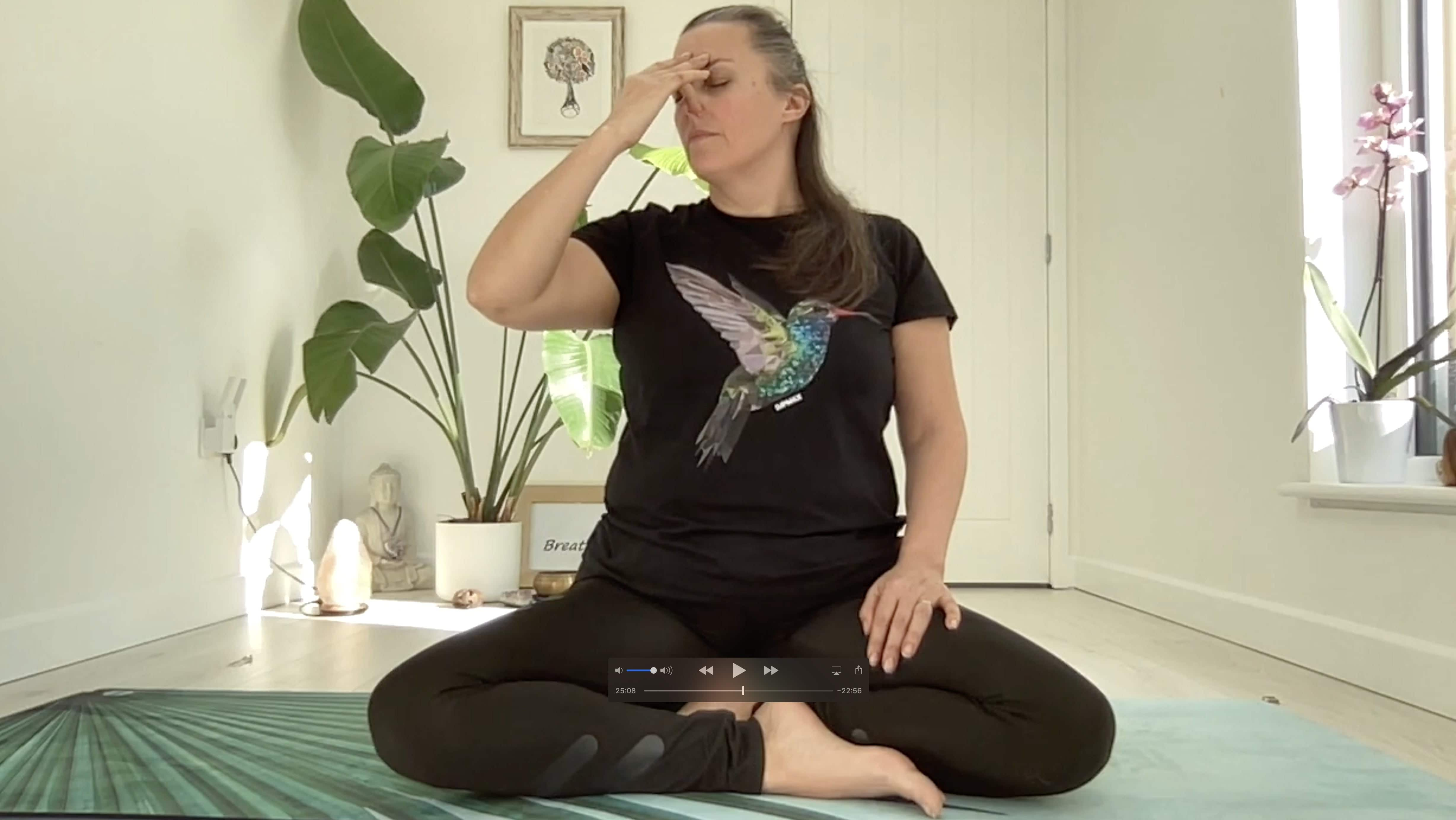 Once you learn to tune into more functional breathing patterns and use the power of your breath, you'll be able to access this powerful tool whenever... and wherever... you need to.
