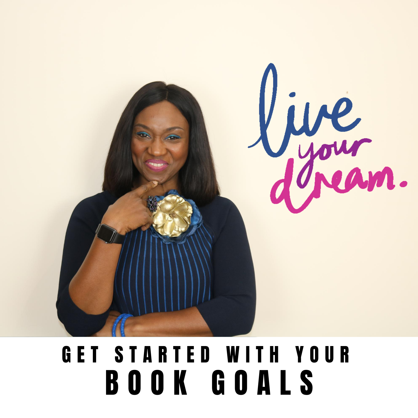 Get Started With Your Book Goals