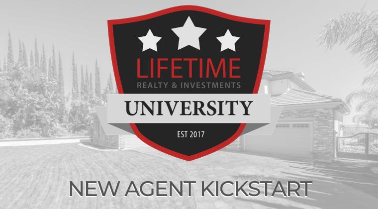 New Agent Kickstart
