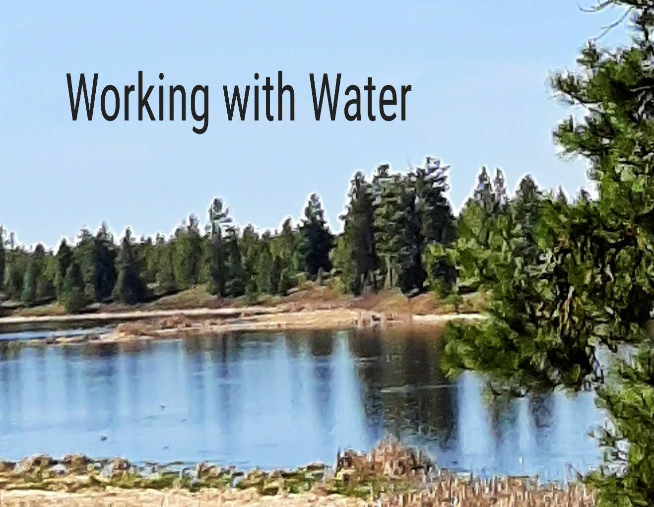 Working with Water