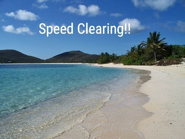 Speed Clearing