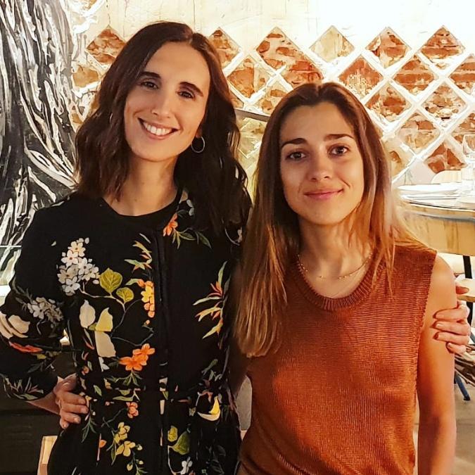 María Fernández  & Ixi Ávila