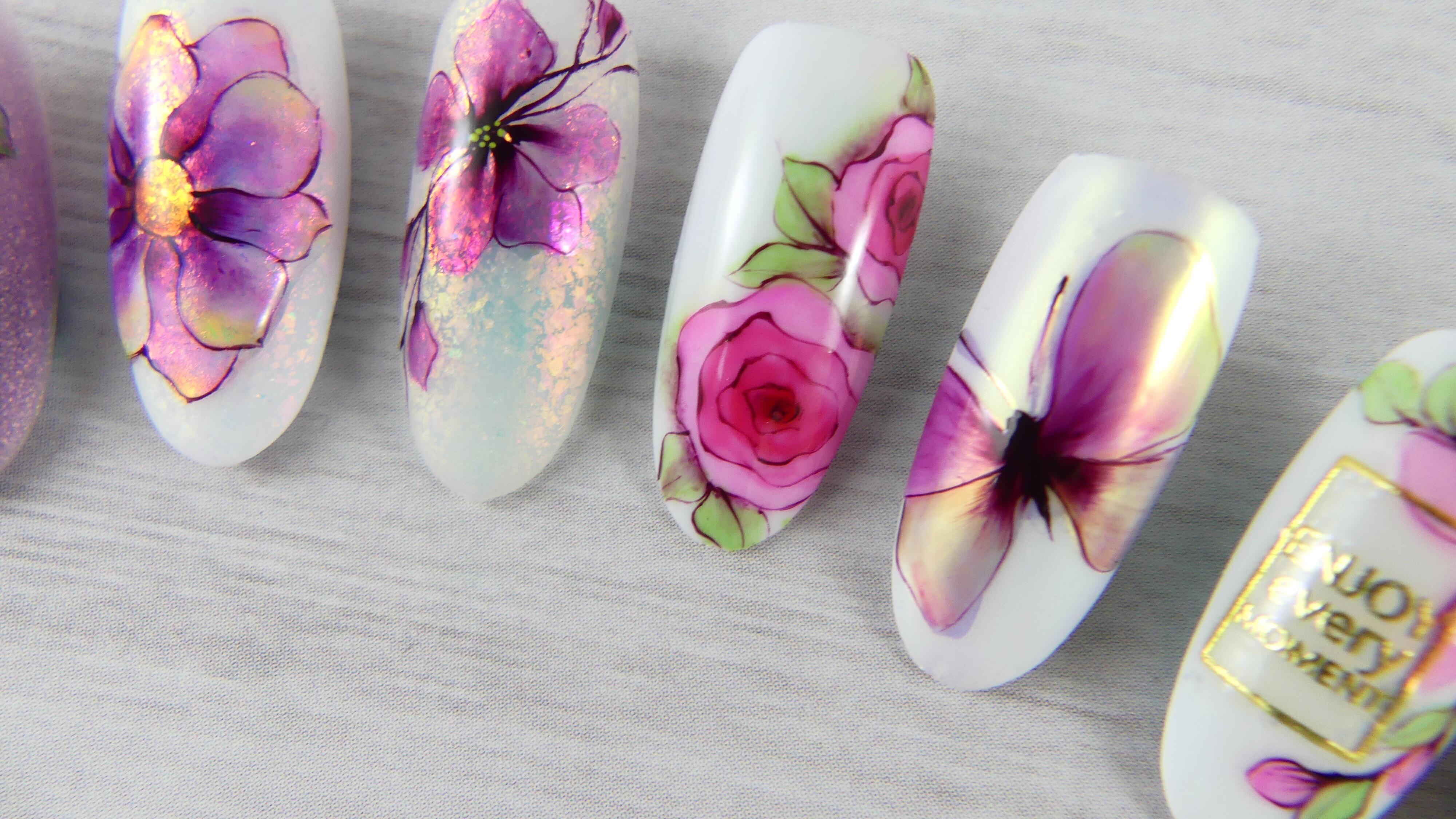 Jelly Nail Art
