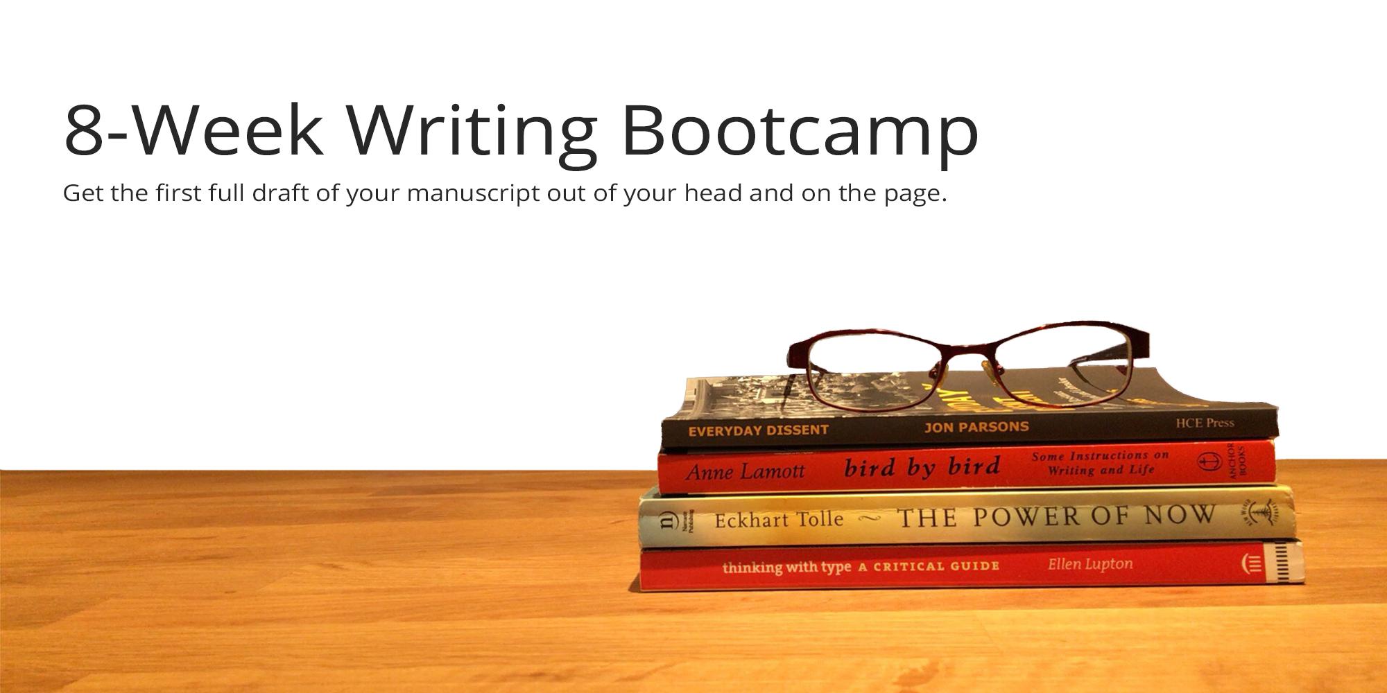 8-Week Writing Bootcamp
