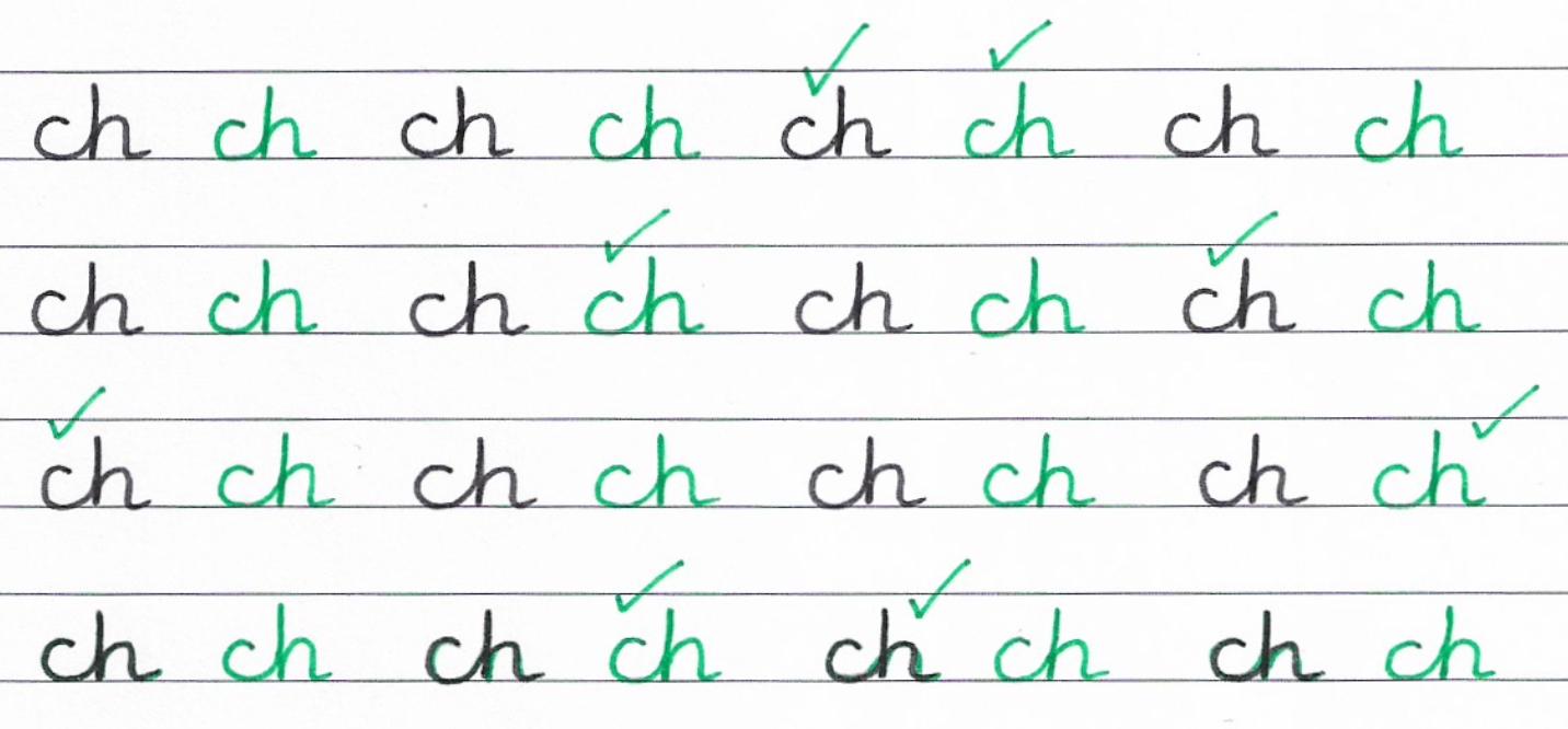Home & School Handwriting Cursive  Programme : 2-Letter Joins