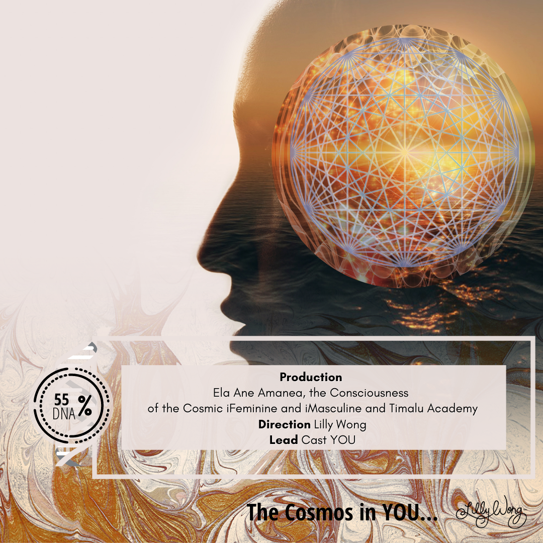 The Cosmos in You