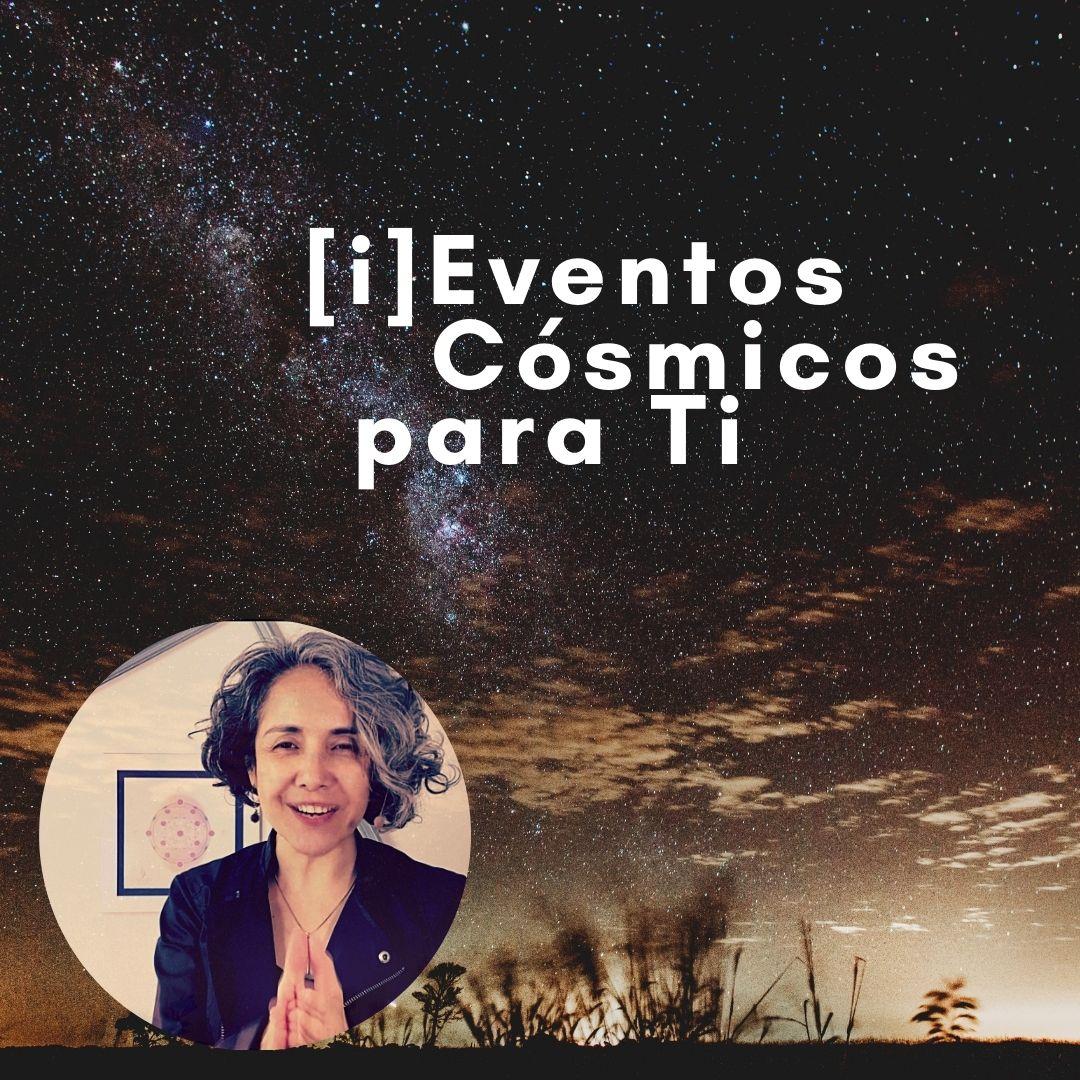 Próximos [i]Eventos Cósmicos para TI