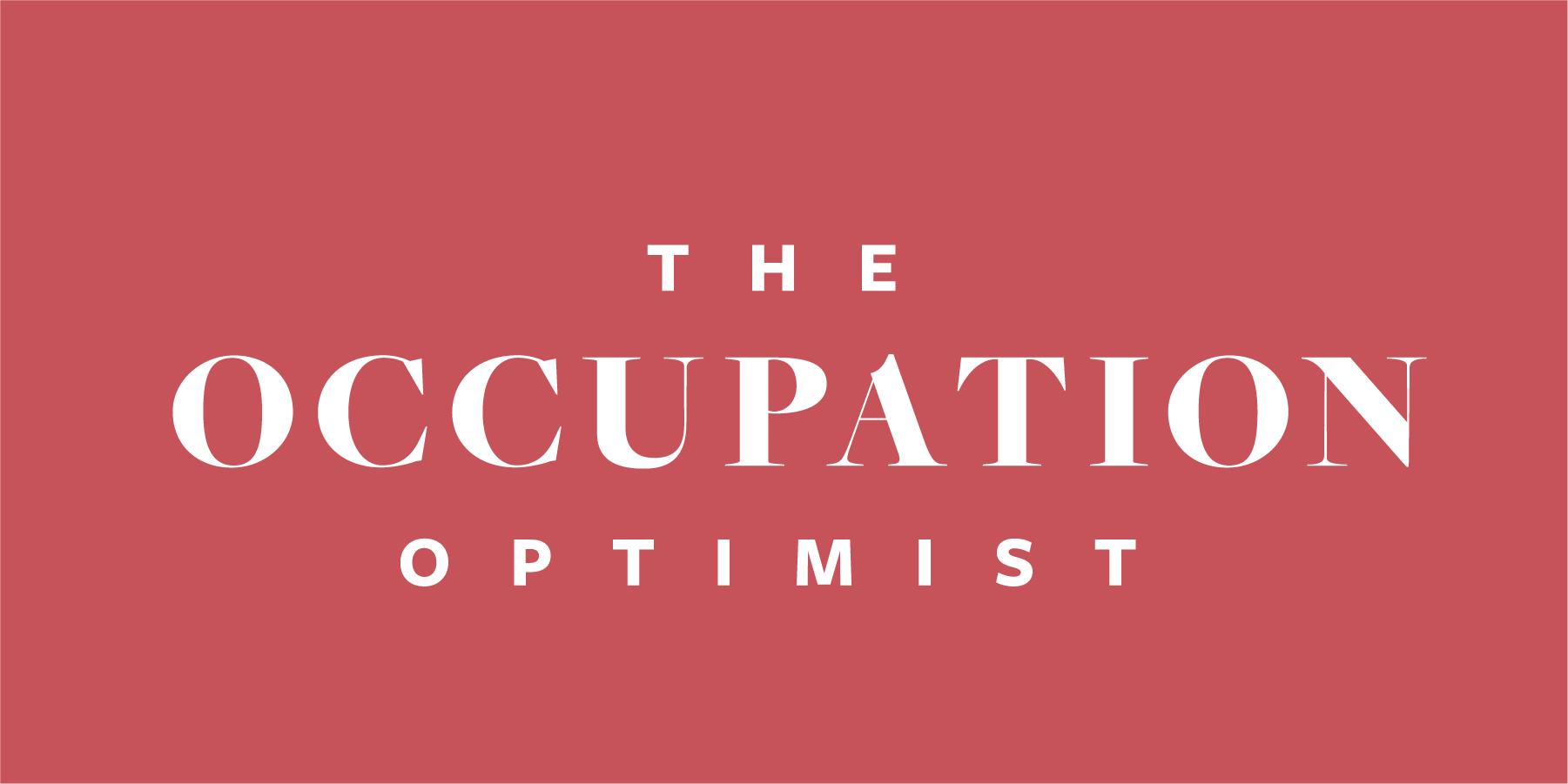 Occupation Optimist