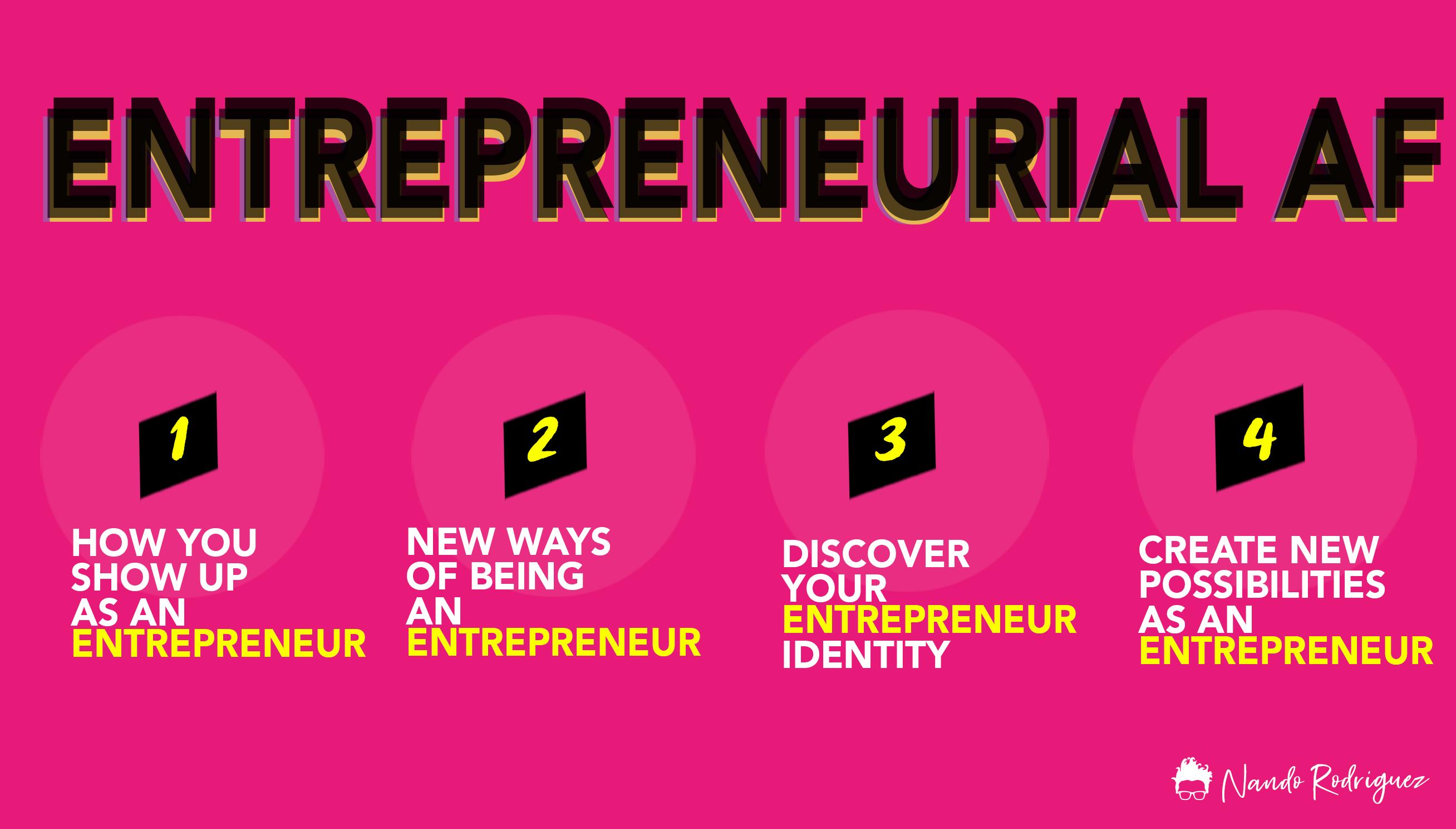Entrepreneurial AF
