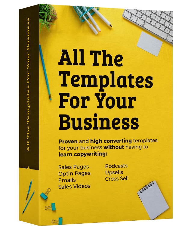 All Templates for your Business