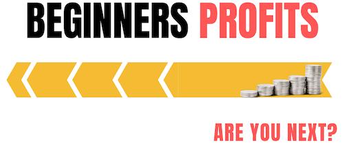 Beginners Profits