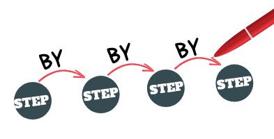 STEP-BY-STEP SYSTEM