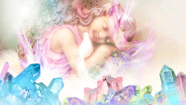 Certified Accredited Crystal Healing Practitioner Diploma Course
