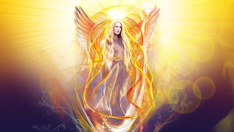 Golden Angelic Healing Teacher Diploma