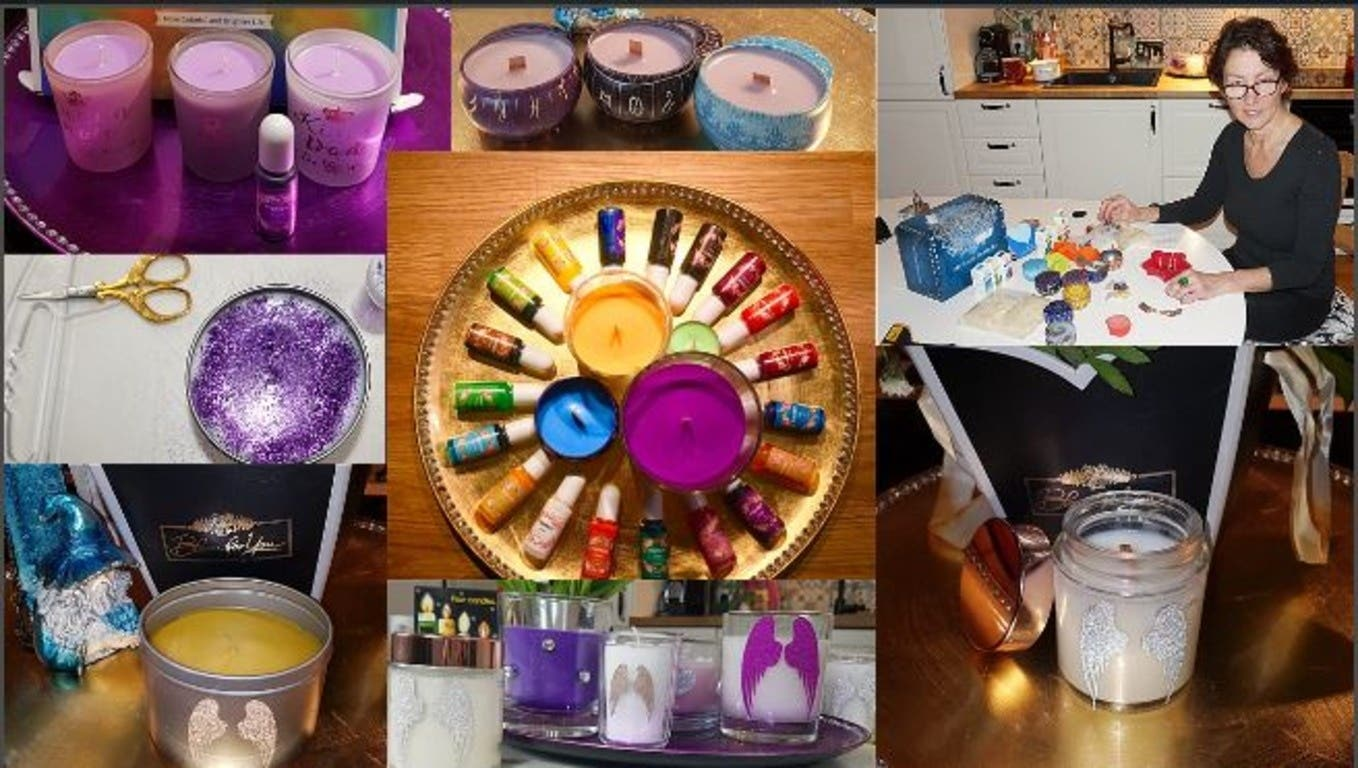 Fabulous Candle Making For All - Candler Level 1 Certified