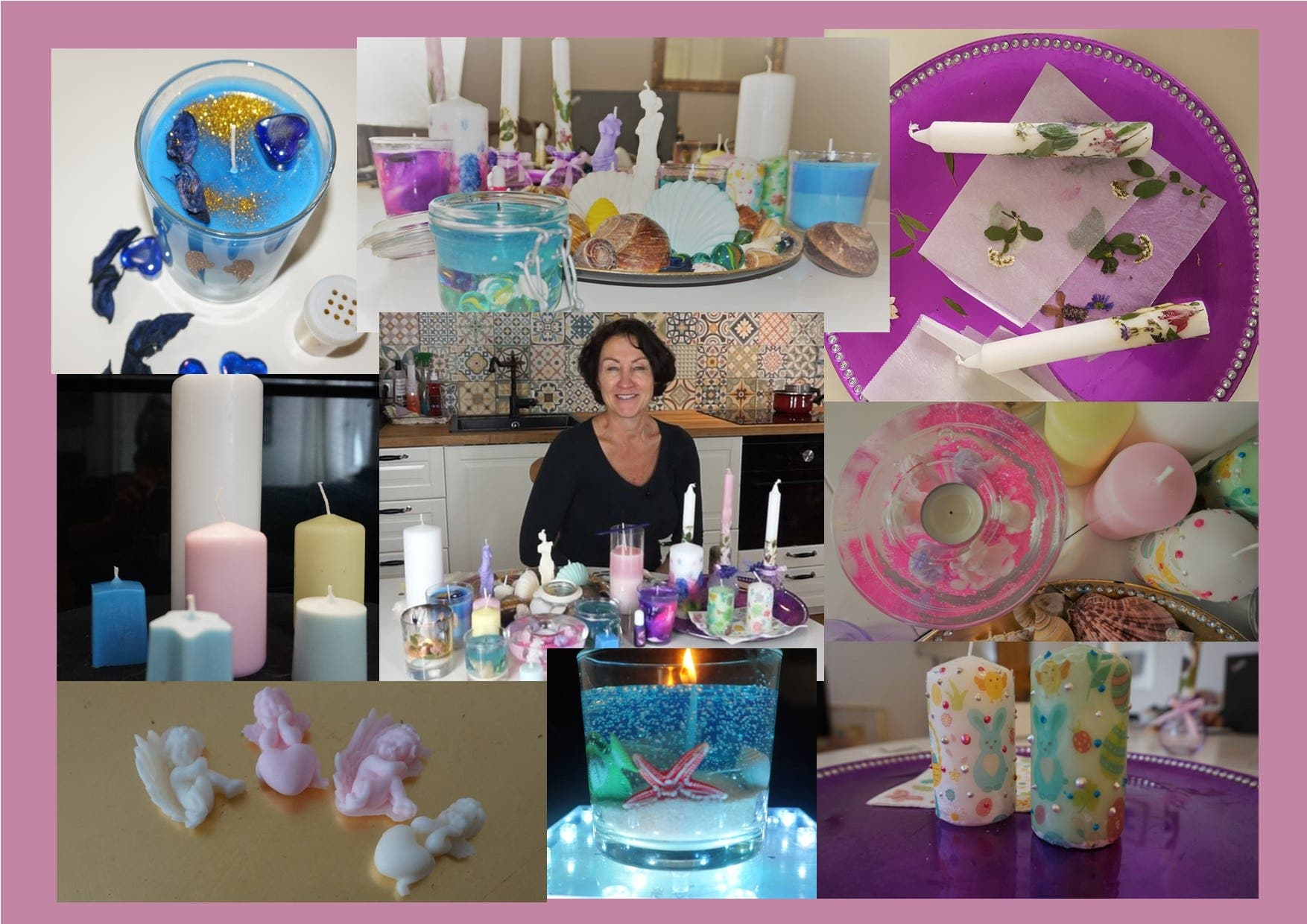 Candle Making Diploma Level 2, Certified & Accredited