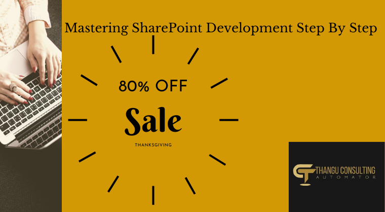 Mastering SharePoint Online Development Step by Step