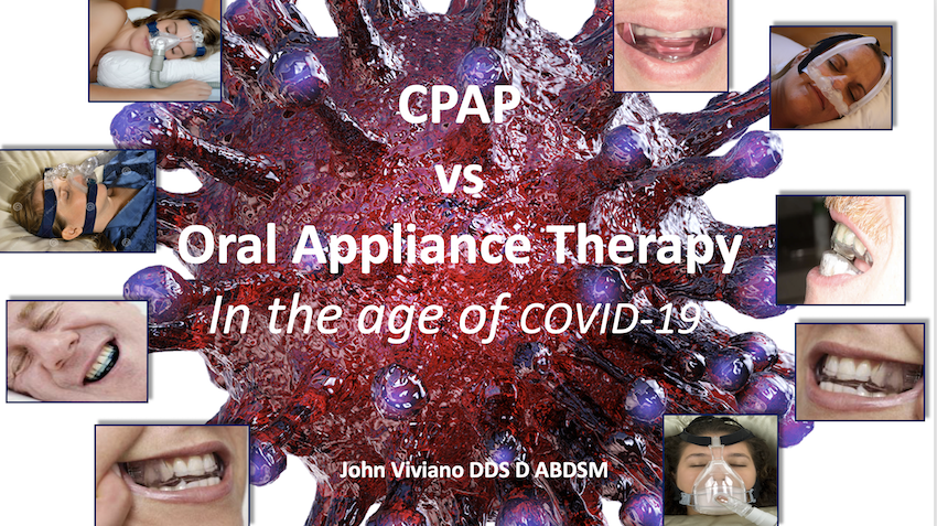 CPAP vs OAT in a COVID Environment