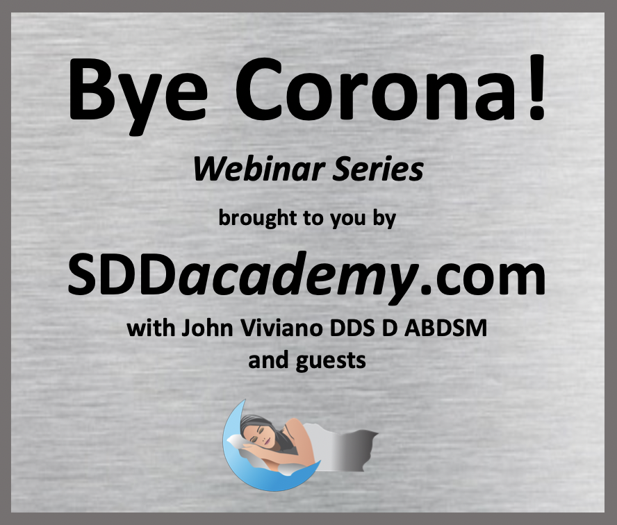 BYE CORONA! WEBINARS ARCHIVED