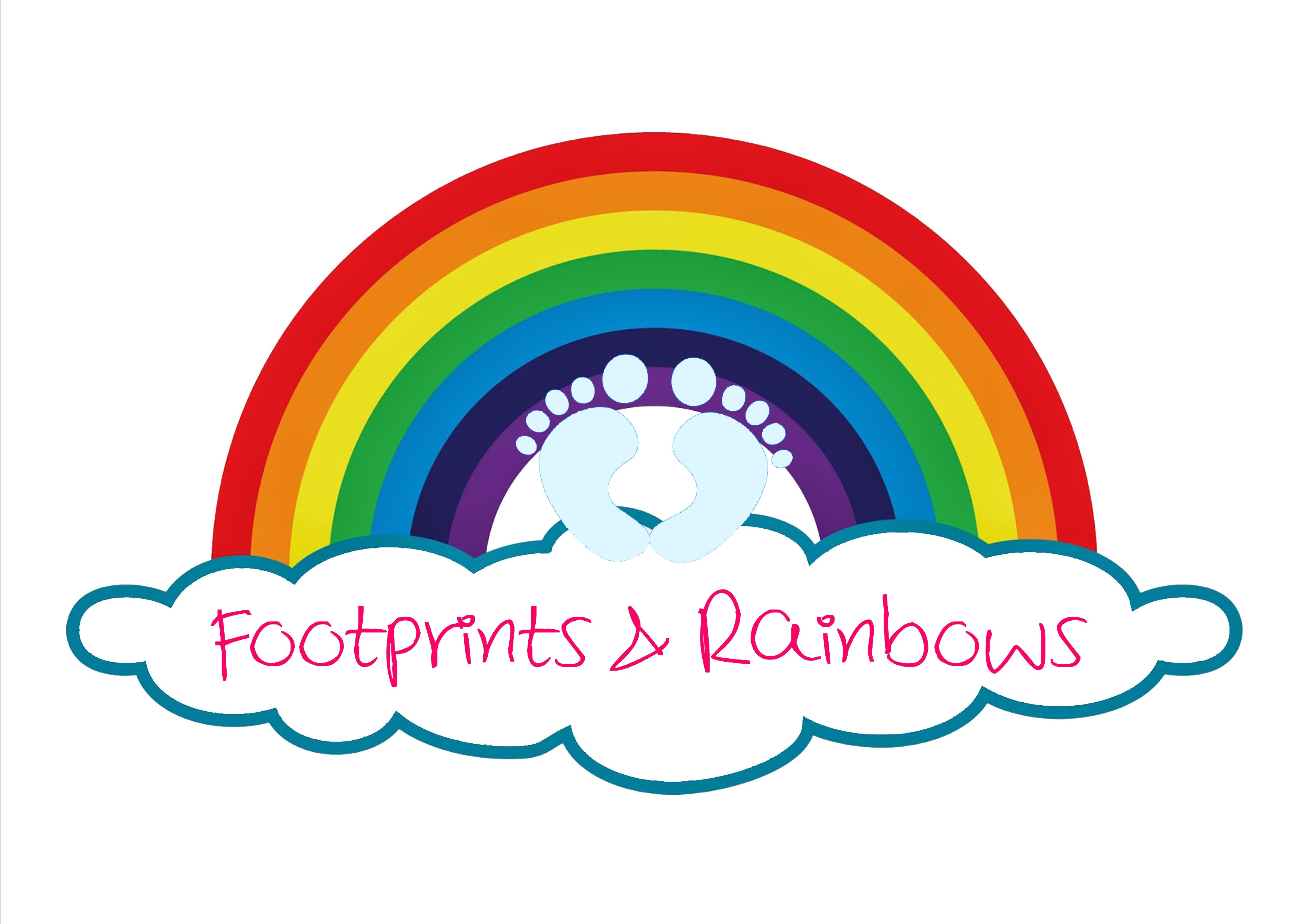 FOOTPRINTS & RAINBOWS