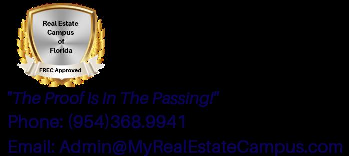 Real Estate Campus of Florida