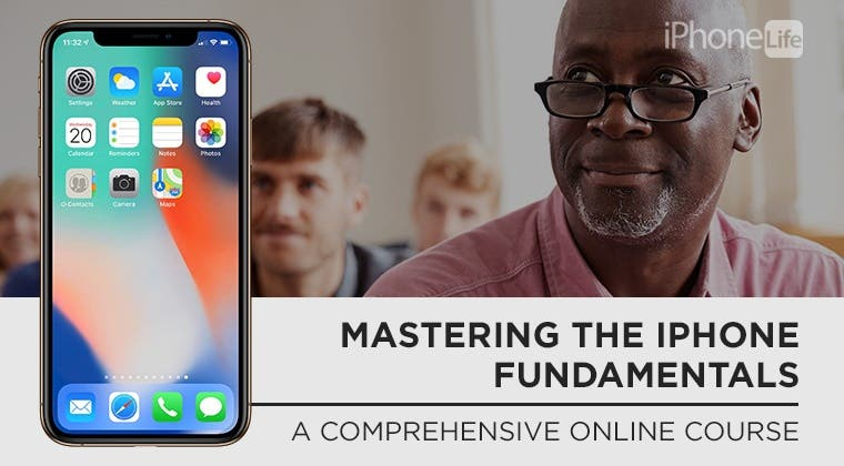 Mastering iPhone Fundamentals - Premium Course