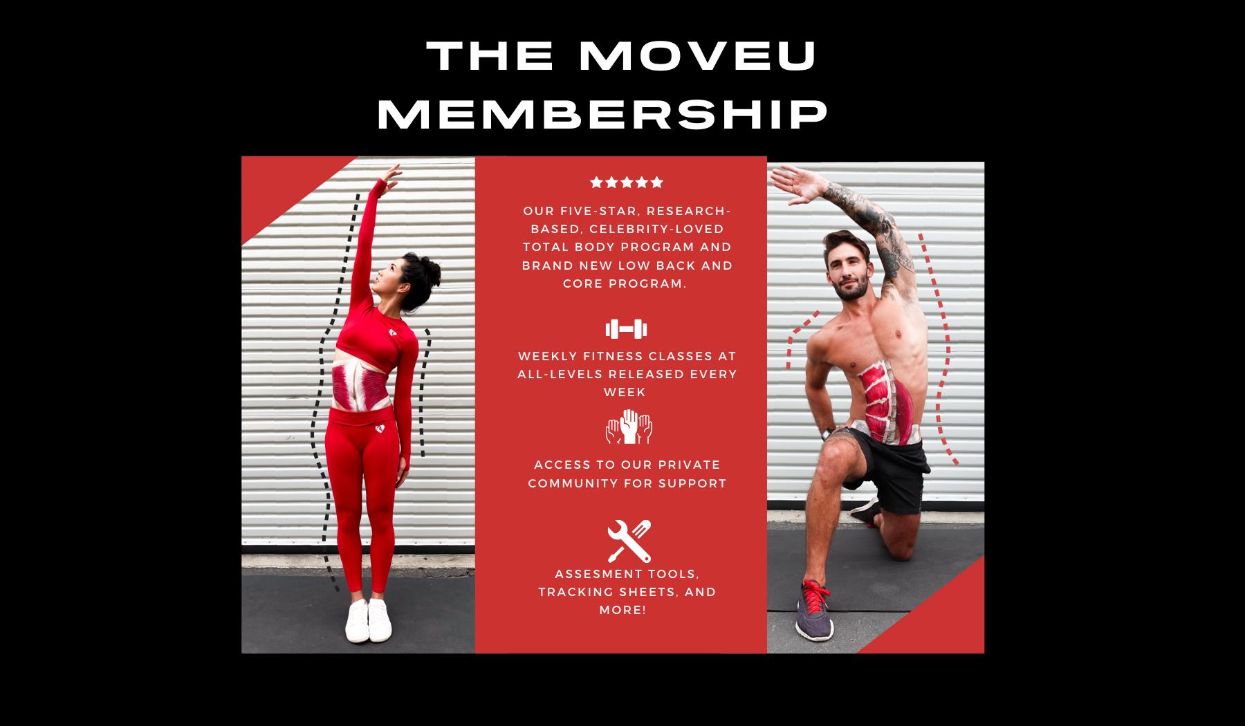 The MoveU Membership