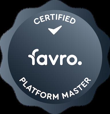 Favro Certified Platform Master
