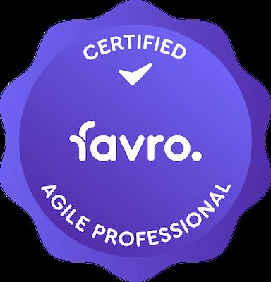Favro Certified Agile Professional