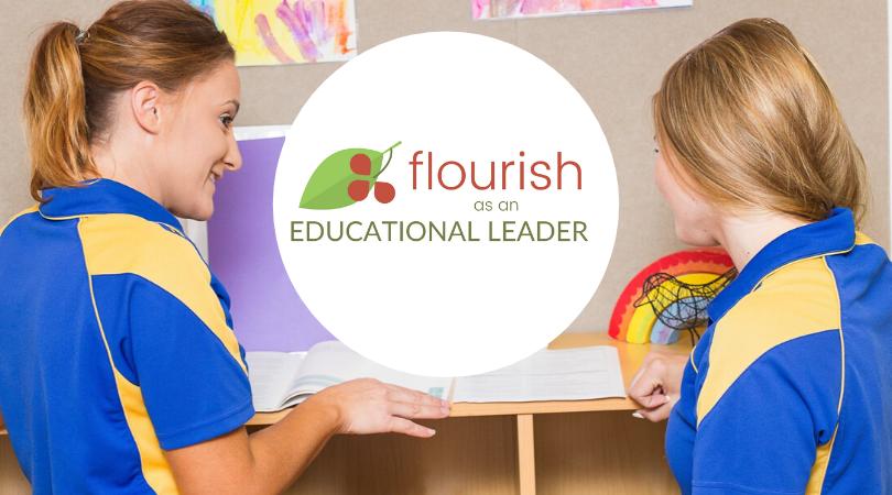 Flourish · grow, develop & thrive