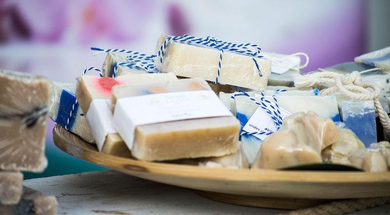 Fabrication de savons solides | atelier en ligne