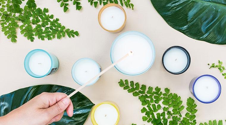 Fabrication de bougies artisanales | atelier en ligne