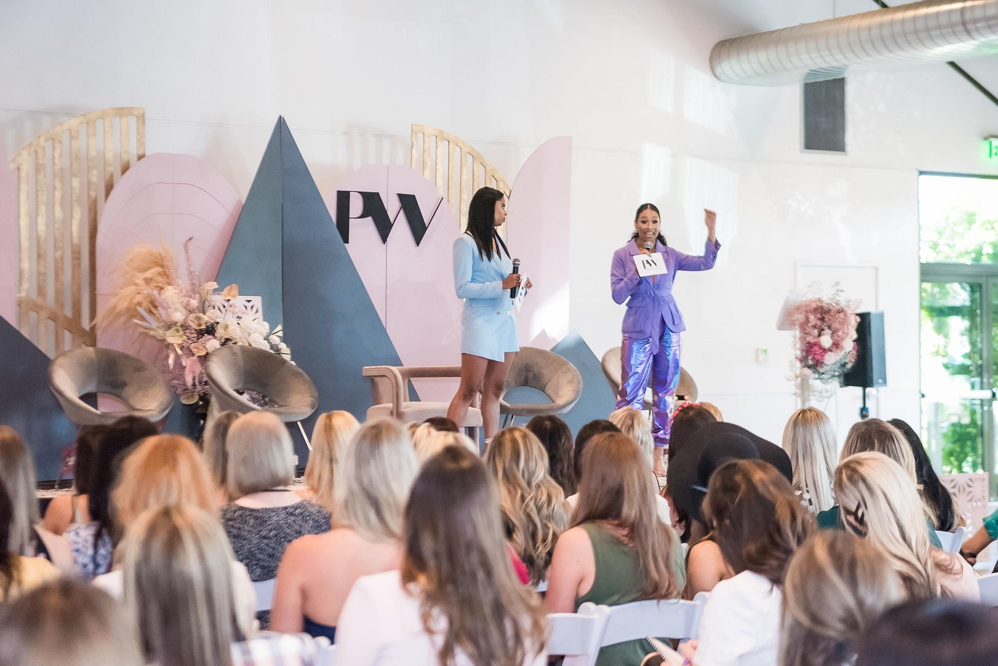 Powerhouse Women Talk