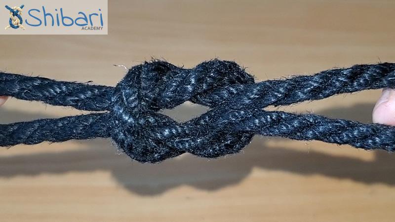 Square Knot Shibari