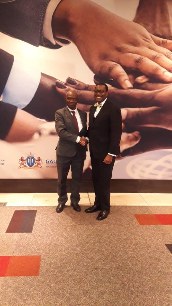 Ganiyu Dada, President Americas 4 Africa & African Youth Relief Initiative