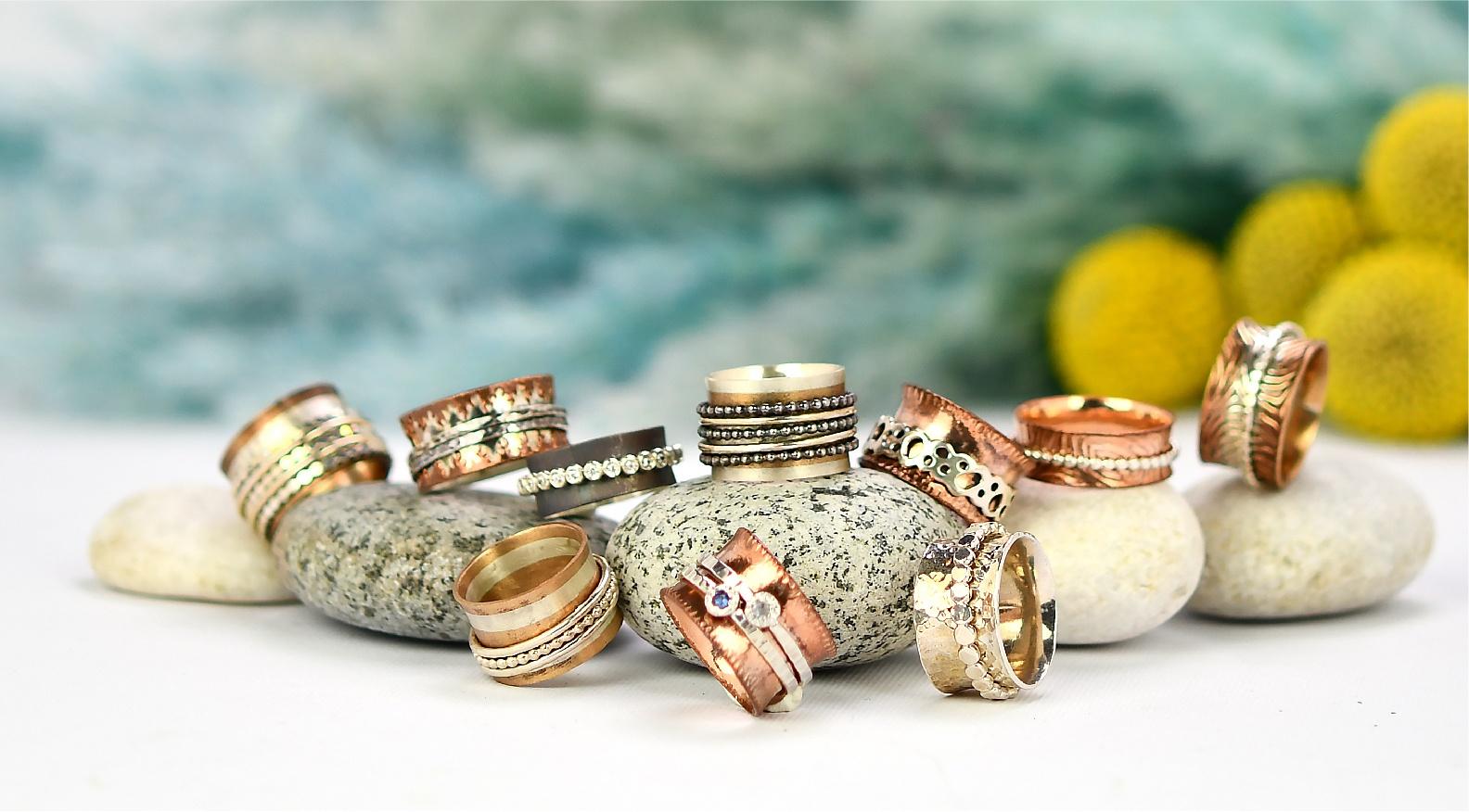 8. Spinner Ring