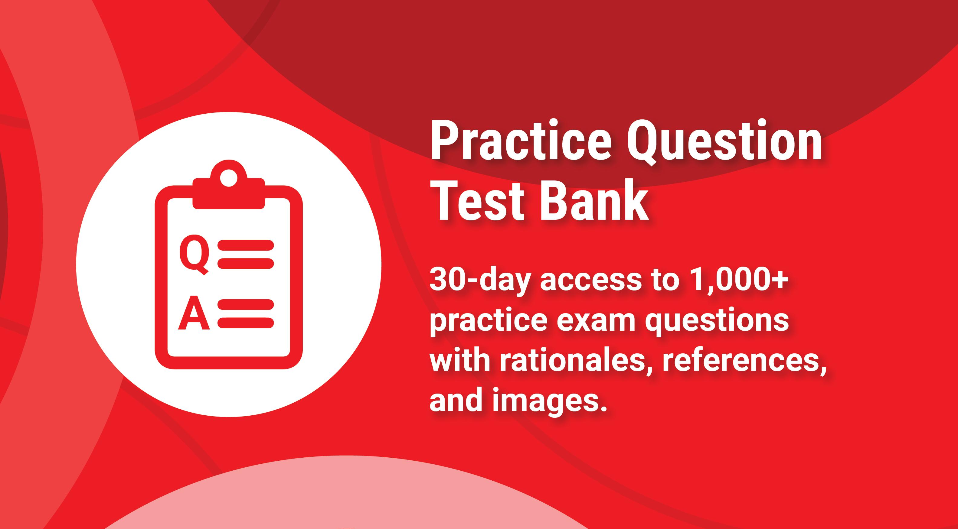Practice Question Test Bank