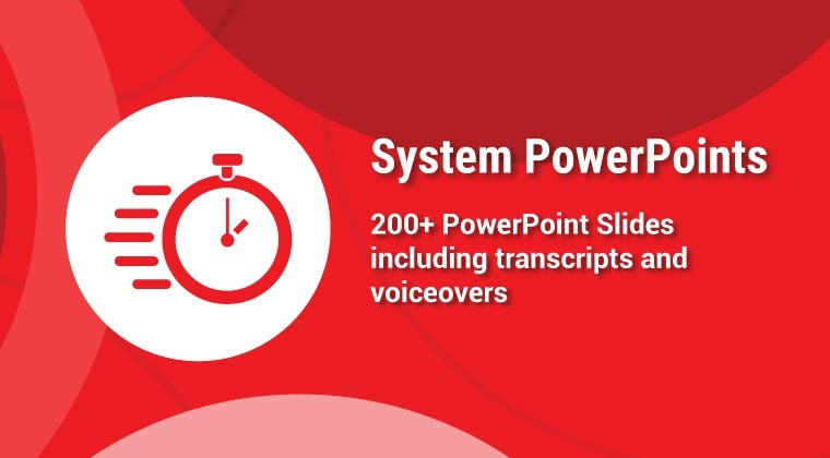 System PowerPoints